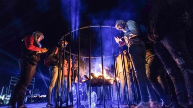 "Photo of مهرجان ""الكثبان الإلكترونية"" في صحراء تونس.. متعة الفن والسياحة"