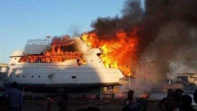 Photo of مصرع سائحة أمريكية وإنقاذ 18 في حريق مركب سياحي بمصر