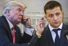 Photo of البيت الأبيض ينشر نص مكالمة لترامب مع نظيره الأوكرانى