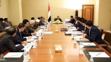 Photo of حكومة اليمن تعقد جلسة استثنائية قبل توقيع اتفاق الرياض غدًا