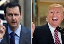 Photo of الأسد: ترامب عبارة عن مدير تنفيذي لشركة ولا يمثل دولة