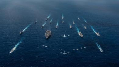 """Photo of الصين تحذر أمريكا من """"تصعيد حدة التوترات"""" فى بحر الصين الجنوبى"""