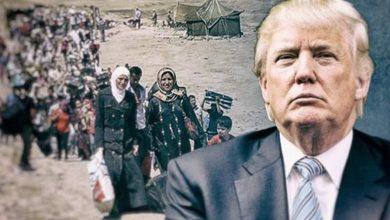 "Photo of ترامب يقر خطة ""خفض اللاجئين"" إلى الولايات المتحدة"
