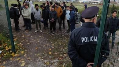 Photo of البوسنة تمنع مهاجرين من مغادرتها