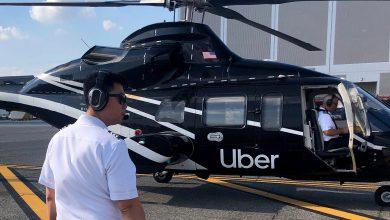 "Photo of تكلفة الرحلة بمروحية ""أوبر"" أقل تكلفة من الرحلة بسيارتها"
