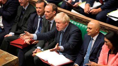 Photo of جونسون يطالب ترامب بعدم التدخل في انتخابات بريطانيا