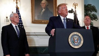 Photo of ترامب يدعم استقالة بومبيو ويكشف مستقبل نائبه بنس