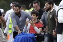 Photo of الأمير تشارلز يلتقي طلاب متضررين من مذبحة مسجد كرايستشيرش