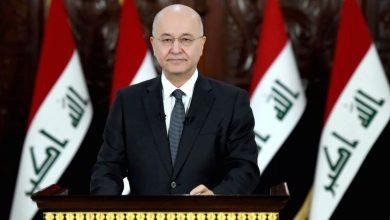 Photo of استقالة الرئيس العراقي بعد رفضه تكليف رئيس وزراء يرفضه المحتجون