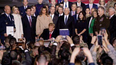 "Photo of ترامب يوقع قانون ""قيصر"" لحماية المدنيين في سوريا"