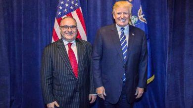 Photo of اتهام مستشار سابق لولي عهد أبو ظبي بدعم ترامب بشكل غير قانوني