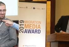 Photo of أوجاع اللاجئين تقود صحفيين سوريين للفوز بجائزة الإعلام للهجرة 2019