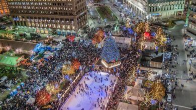 Photo of هذه هي المدينة الأمريكية الأكثر دفئًا في الكريسماس