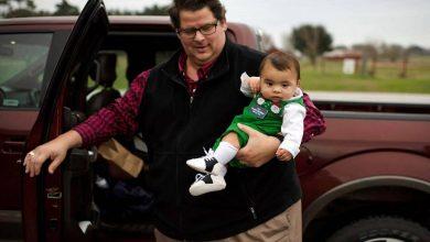 Photo of أصغر رئيس بلدية في أمريكا يبلغ من العمر 7 أشهر فقط