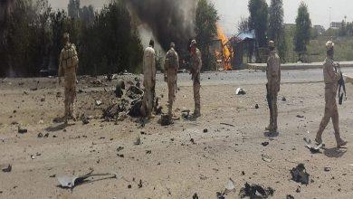 """Photo of غضب عراقي بعد سقوط 25 قتيلًا في قصف أمريكي على """"الحشد الشعبي"""""""