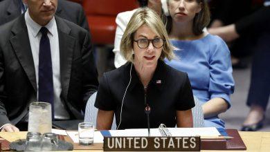 Photo of أمريكا تحث مجلس الأمن على إتخاذ إجراءات ضد إيران