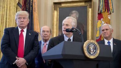 Photo of البيت الأبيض: توقيع اتفاق التجارة مع الصين الأسبوع المقبل