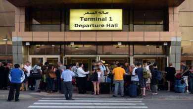 Photo of فيديو يوثق عودة السياح البريطانيين لمصر في أول رحلة منذ 4 سنوات