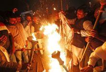 Photo of قانون تجنيس الأقليات غير المسلمة يثير احتجاجات عنيفة في الهند