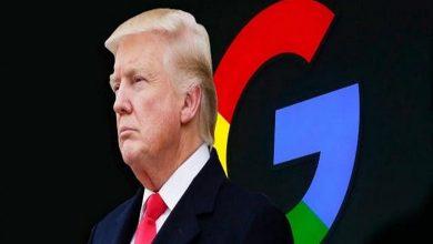 Photo of جوجل يزيل 300 فيديو للرئيس ترامب بسبب مخالفات