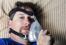 Photo of قناع للوجه يكافح توقف التنفس أثناء النوم والشخير