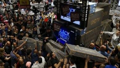 Photo of 7.4 مليار دولار إجمالي مبيعات الجمعة السوداء الإلكترونية في أمريكا