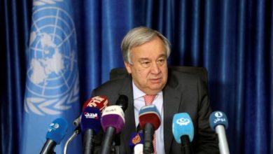 Photo of الأمم المتحدة تحذر من اندلاع حرب جديدة في الخليج
