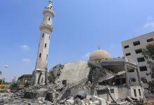 Photo of ارتفاع حصيلة القصف الحوثي على مسجد بمأرب إلى 111 قتيلًا