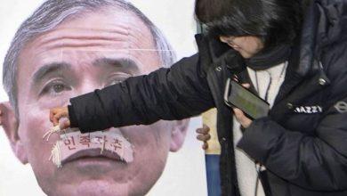 Photo of سفير أمريكي يثير أزمة مع الكوريين بسبب شاربه!