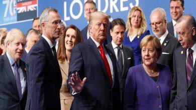 """Photo of ترامب يقترح ضم دول الشرق الأوسط لـ""""الناتو"""" وتغيير اسم الحلف"""