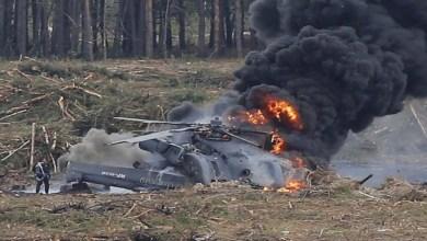 Photo of سقوط طائرة تدريب عسكرية جزائرية ومقتل طاقمها (فيديو)