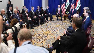 Photo of ترامب سيتحدث مع الرئيس العراقي حول سحب القوات الأمريكية