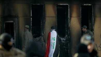 Photo of سقوط قذائف قرب السفارة الأمريكية بالعراق