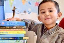 Photo of طفل 3 سنوات يحصل على عضوية جمعية بريطانية للعباقرة (فيديو)