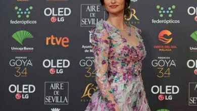 Photo of من جديد.. بينيلوبي كروز تتوج بجائزة أفضل ممثلة