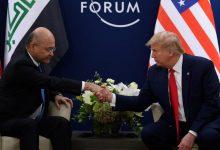 Photo of واشنطن وبغداد تتفقان على التمسك بالشراكة الأمنية بينهما