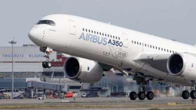 Photo of إيرباص توقف خط تجميع طائراتها في الصين بسبب كورونا