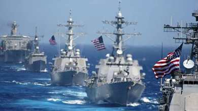Photo of مناورات عسكرية مشتركة بين أمريكا والسعودية في مياه الخليج