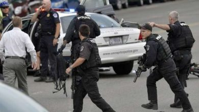 Photo of هجمات تستهدف شرطة نيويورك وإصابة ضابطين
