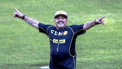 Photo of قريبًا.. مارادونا في عمل تلفزيوني من إنتاج نتفليكس