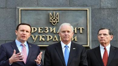 Photo of عقب براءة ترامب.. وفد من مجلس الشيوخ في زيارة لدعم أوكرانيا