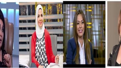 Photo of نجمات مبادرة الإنسانية المشتركة على راديو صوت العرب من أمريكا