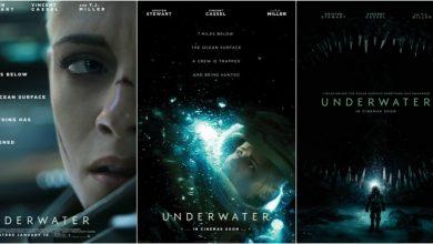 Photo of فيلم Underwater .. علماء يواجهون الموت في عمق المحيط