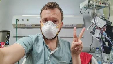 Photo of أمريكي مصاب بكورونا يطلق هاشتاج من داخل الحجر الصحي بمصر