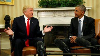 Photo of ترامب يتجاهل كورونا ويتهم أوباما بالفشل في مواجهة إنفلونزا الخنازير