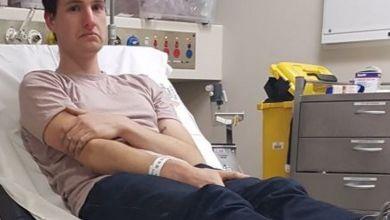 Photo of حاول اختراع واقي من كورونا.. فوجد نفسه في المستشفى