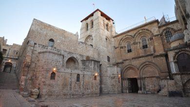 Photo of لأول مرّة منذ 100 عام.. كنيسة القيامة مغلقة في عيدها