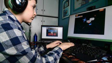 Photo of طفل يبتكر لعبة فيديو تقضي على كورونا