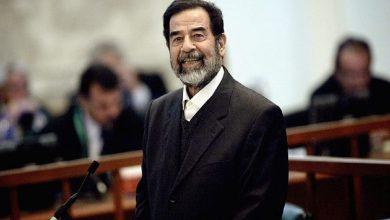 """Photo of فيديو جديد لـ""""صدام حسين"""" يُشعل مواقع السوشيال ميديا"""