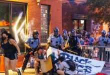Photo of لليوم الخامس.. اعتقال المئات مع تصاعد وتيرة الاحتجاجات في أمريكا
